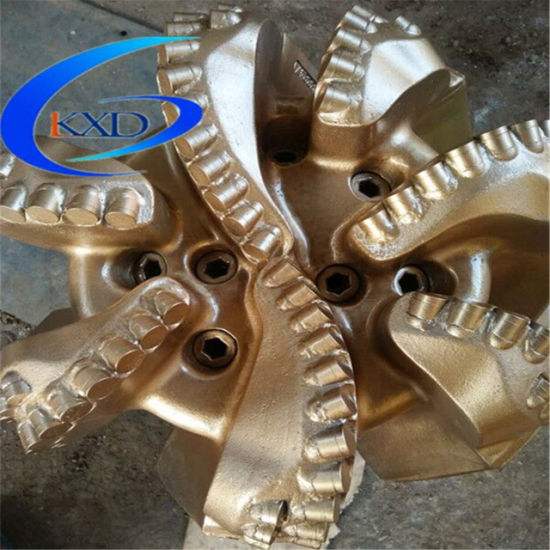 Diamond PDC Drill Bit Water Well Drilling Bits pictures & photos