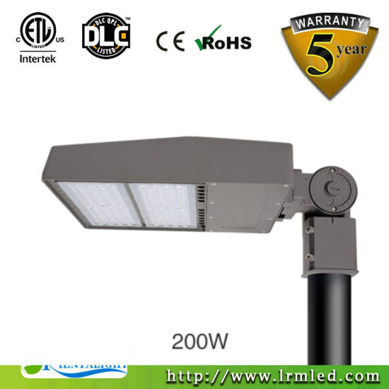Roadway Parking Area Security Light 200W 250W LED Street Light