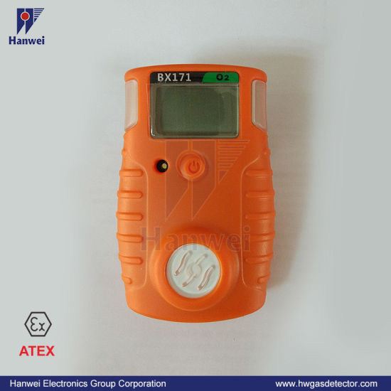 Portable Hydrogen Sulfide Single Gas H2s Detector IP66 pictures & photos