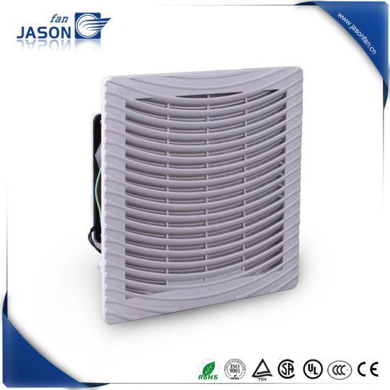 250X250mm 230 M3/H Large Air Flow Axial Ventilation Filter Fan (FJK5525. M230)