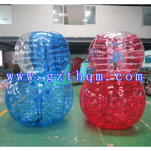 Soccer Bubble / Inflatable Water Ball pictures & photos