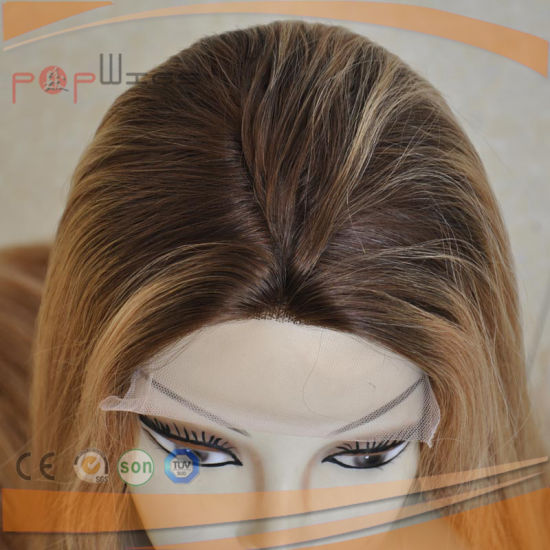 Remy Human Hair Front Lace Wig (PPG-l-0127) pictures & photos