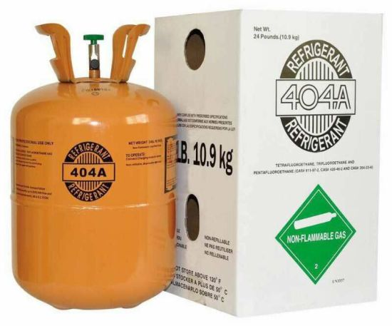 R134A R404A Refrigerant Gas, Mapp Gas pictures & photos