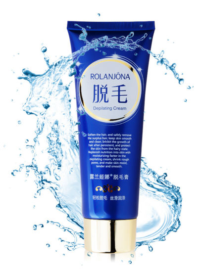 China Best Herbal Hands Face Body Hair Removal Depilatory Cream