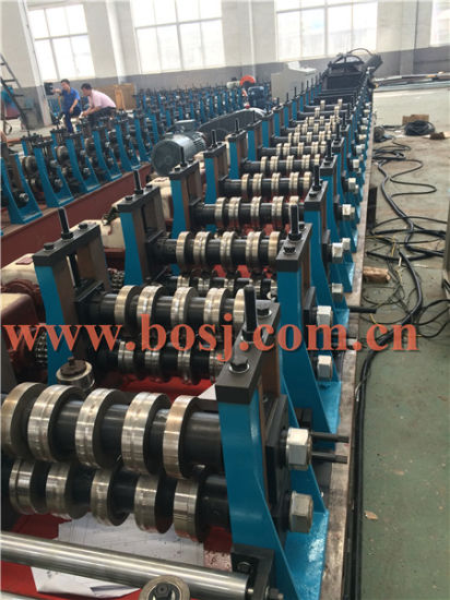 Steel Scaffolding Planks Board Roll Forming Line Manufacturer Malaysia pictures & photos