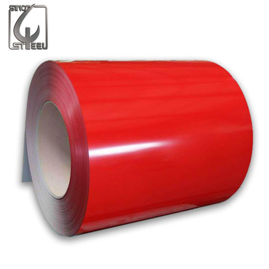 G550 Mat Nippon Paint Prepainted Steel Coil PPGL for Making Household Appliances pictures & photos