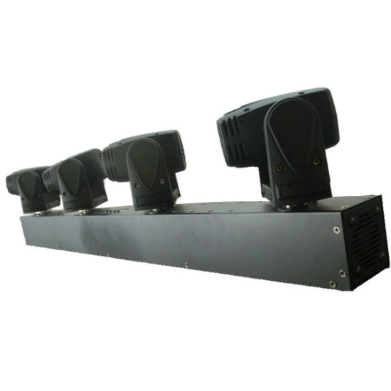 LED 4 Heads Full Color Moving Head Beam pictures & photos