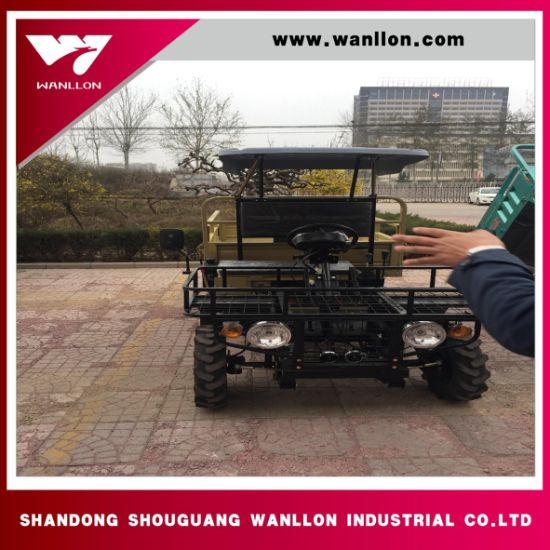 China 800cc Side by Side Farm Dirt Bike ATV/UTV for Agriculture