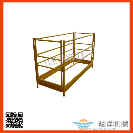 Muti-Functional Indoor Scaffolding System-Guard Rail (MIS-GR)