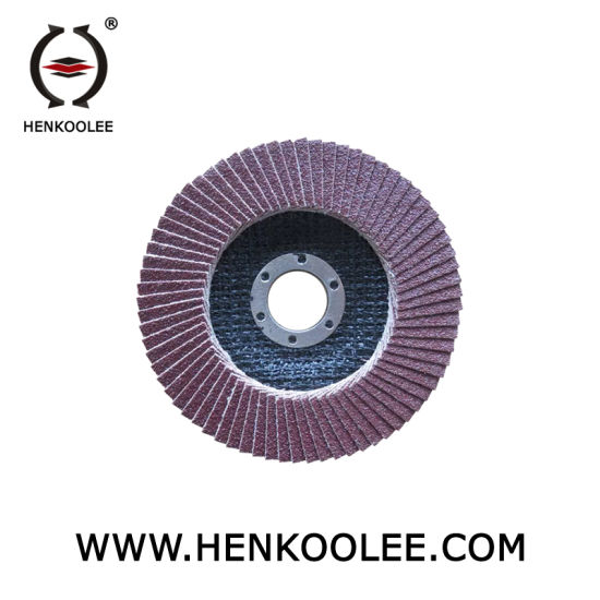115mm Aluminum Oxide Abrasives Diamond Grinding Wheel or Polishing & Cutting Flap Discs pictures & photos