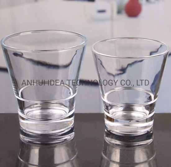 Custom Glassware Embossed Drinking Whiskey Glass pictures & photos