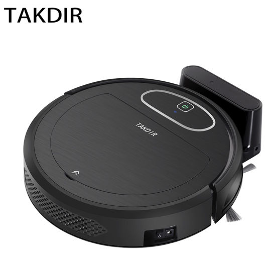 Robot Vacuum Cleaner Intelligent Automatic Household Ultra-Thin Vacuum Cleaner Mopping Floor Cleaning Machine