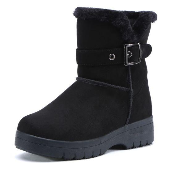 Good Quality Cheap Wholesale Women Winter Ladies Stylish Snow Boots