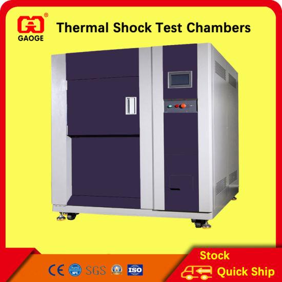Programmble Thermal Shock Test Chamber Machine