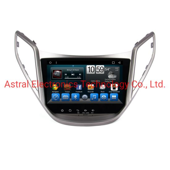 8-Inch Hyundai Hb20 Android Autoradio Infotainment Multimedia System with Touch Screen GPS Navigation Bluetooth Carplay DSP 4G SIM WiFi