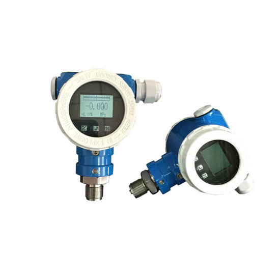 Explosion Proof Smart High Accuracy 4-20mA/Hart Pressure Transmitter with LCD Display