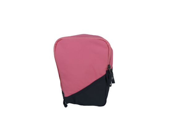 Pink Color Outdoor Nylon Taslontravel Bag Kits Sh-07113