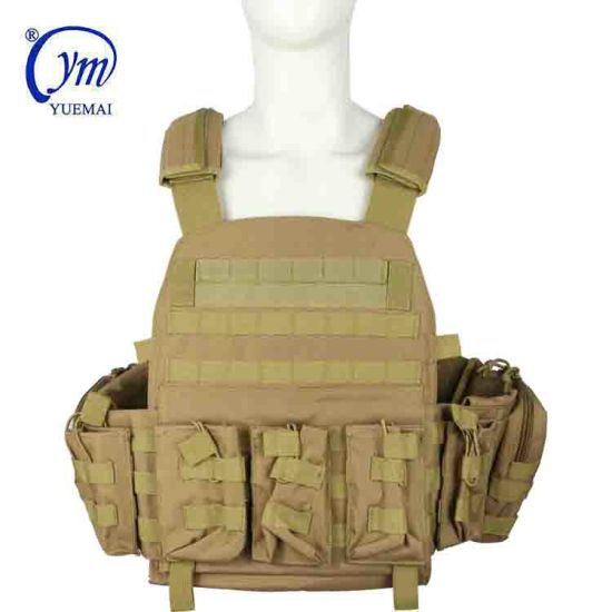 Body Protective Air Soft Combat Anti-Stab Safety Military Tactical Vest