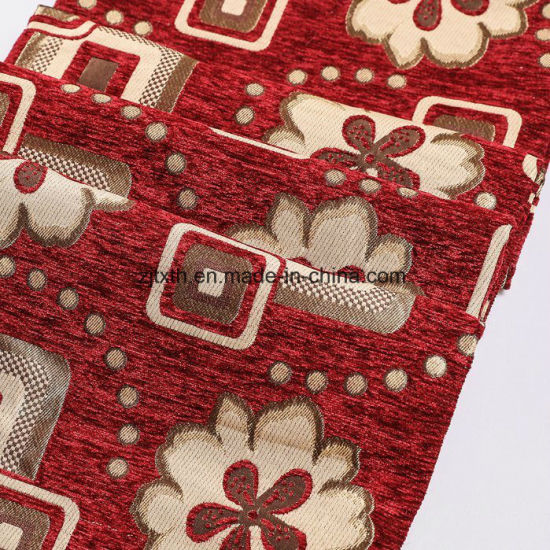 China Wholesale Cheap Sofa Cushion Covers Chenille Damask Upholstery