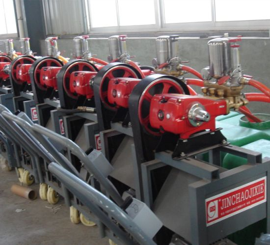Automatic Spraying and Disinfecting System for Poultry Farm