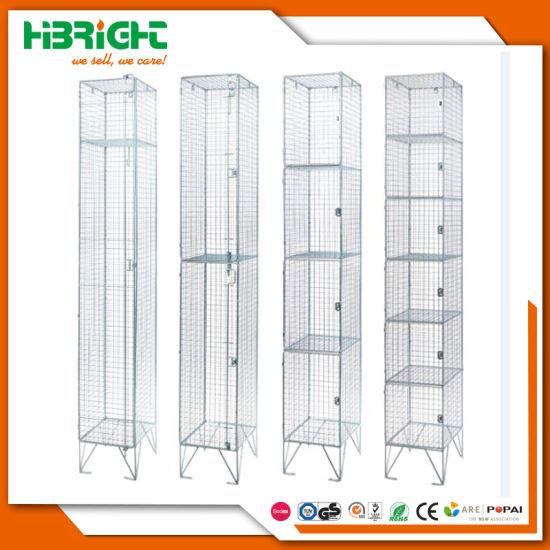 Wire Mesh Storage Cube Locker