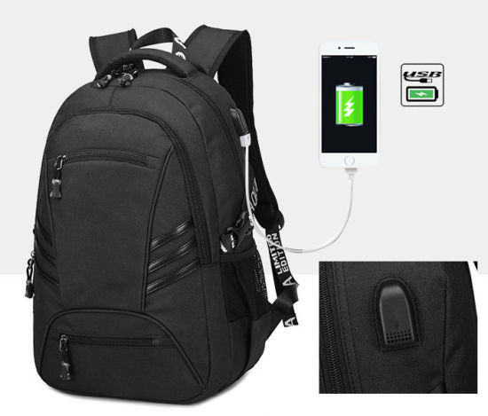 Computer Backpack, Outdoor Backpack, Business Laptop Backpack Bag with USB pictures & photos