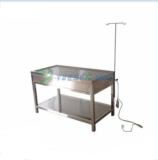 Medical Ysvet1102 Veterinary Stainless Steel Dog Pet Animal Infusion Table pictures & photos