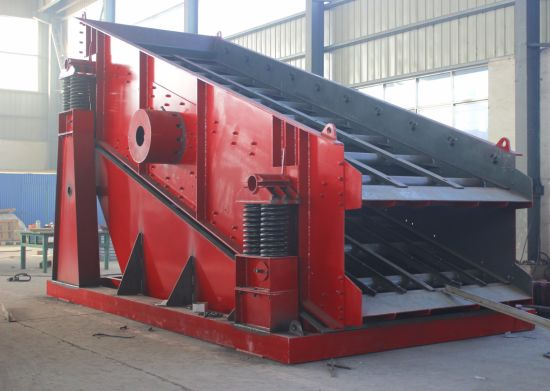 Mining Equipment Stone Machine Vibration Machine Vibrating Sieve Mining Machine Vibrating Screen pictures & photos