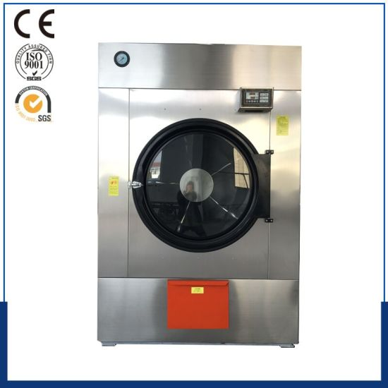 50kg Clothes Drying Machine/Industrial Clothes Dryer (SWA801-15/150)