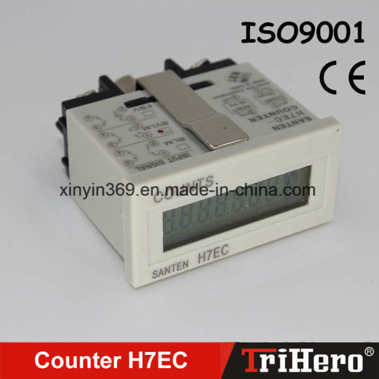 LCD Display Omron Counter H7ec pictures & photos