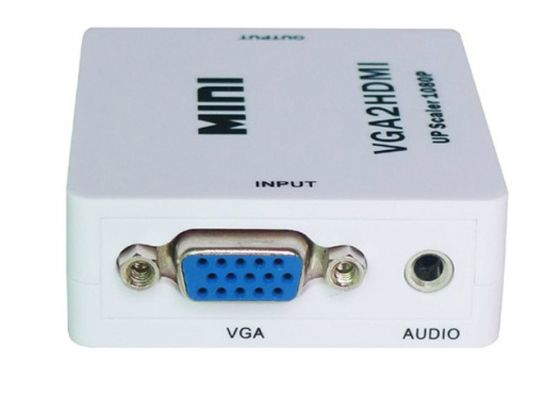 Mini VGA to HDMI Converter Support 1080P pictures & photos