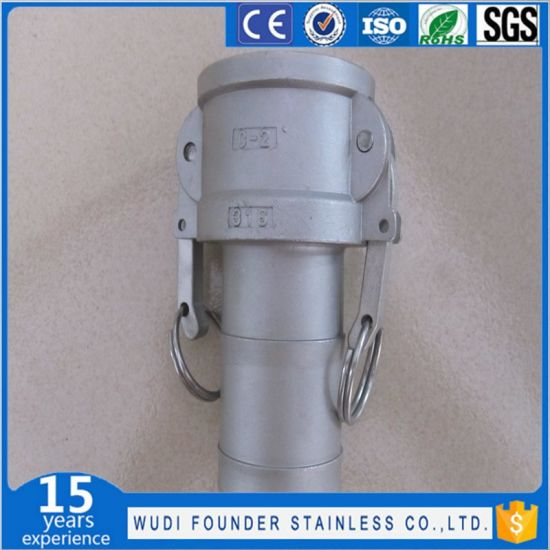 EU Type Stainless Steel Snap Fitting pictures & photos