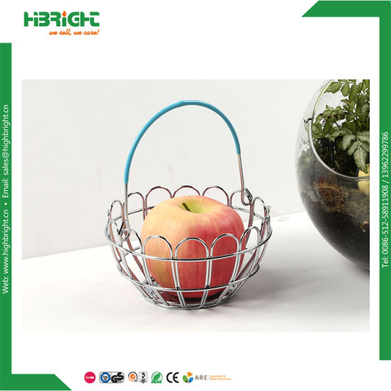 Christmas Desktop Gift Mini Small Trolley Shopping Basket for Children Kids pictures & photos