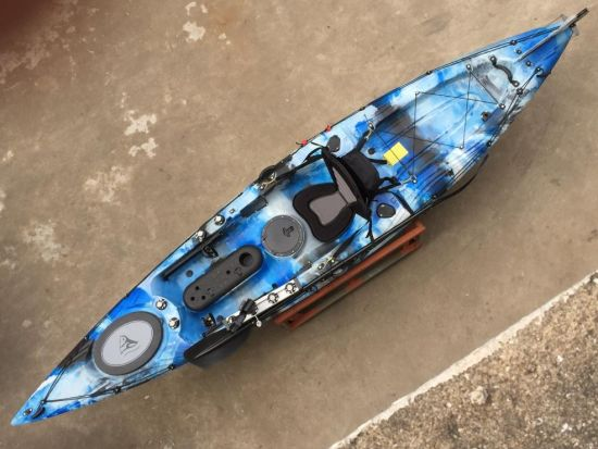 Top Design Single Fishing Kayak Canoe for Sale