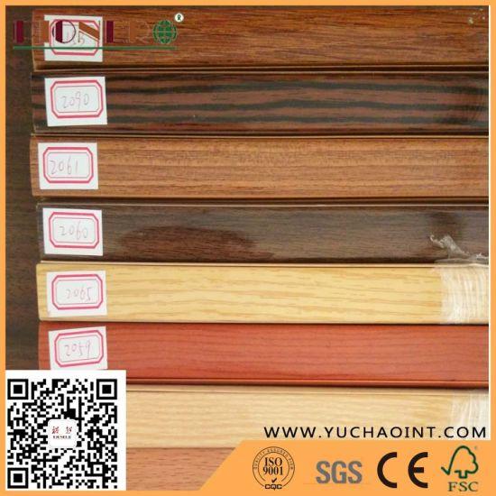U Shape Plastic Profiles PVC Furniture Edge
