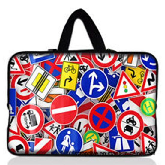 Cheap Promotional Fashion Neoprene Laptop Bag pictures & photos