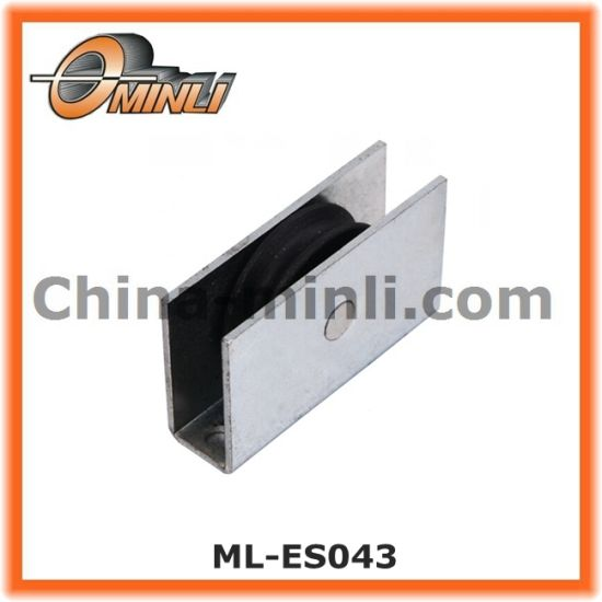 Punching Bracket with Single Pulley for Hot Sale (ML-ES043)