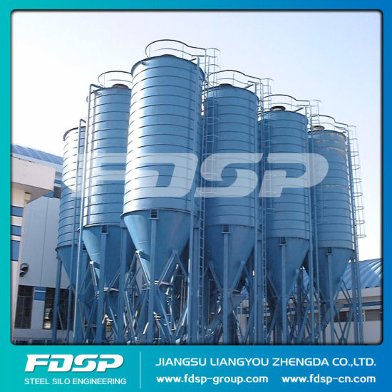 Cement, Grain Storage Silo with ISO9001: 2008 pictures & photos