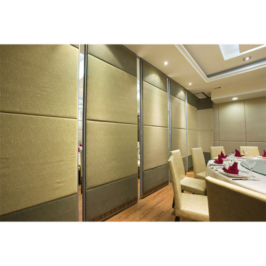 New Designed Acoustic Partition Wall pictures & photos