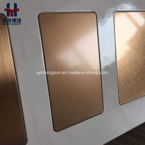 China Luxury Rose Gold Stainless Steel Decorative Sheet Wall Panel China Stainless Steel Decorative Sheet Stainless Steel Decorative Panel