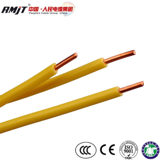 china copper conductor pvc insulated building electric wire china rh renmincable en made in china com