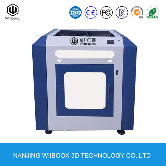Wiiboox Huge 500 Best Price High Accuracy Huge 3D Printing Desktop 3D Printer pictures & photos