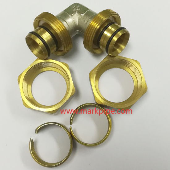 Brass Pipe Fitting Elbow pictures & photos