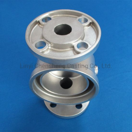 Stainless Steel Pump and Valves Casting Part by Investment Casting