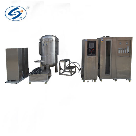 ISO Ipx1~Ipx8 Oscillating Tube Waterproof Rain Spray Test Equipment