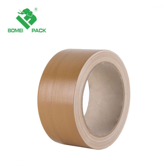 PVC Cloth Duct Tape Reinforce Duct Tape pictures & photos