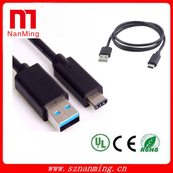 High Speed Standard USB 3.1 Type a to C Cable pictures & photos