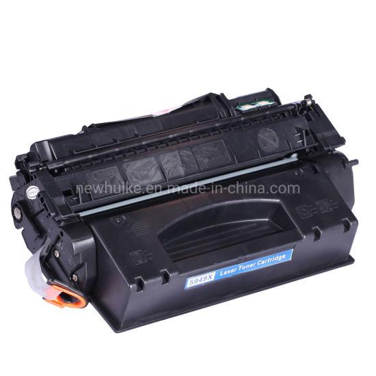 HP Q5949X/7553X Compatible Toner Cartridge for Printer Laserjet 1320/1160/2015/Lbp3300