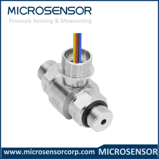 Air Compressor Air Flow Absolute Accurate Piezoresistive Customized Differential Pressure Sensor (MDM291)