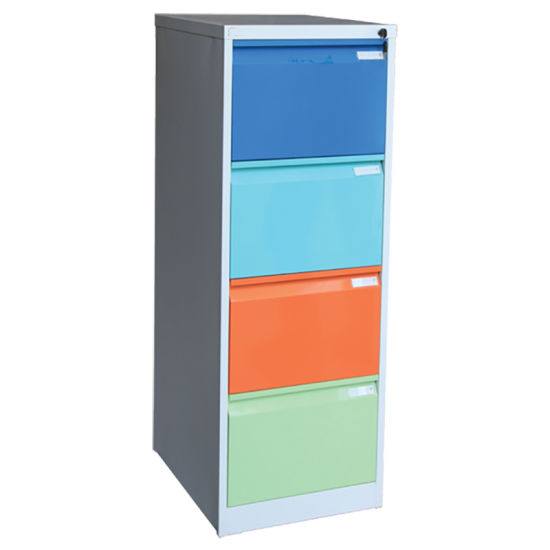 High Quality Beautiful Hospital File Cabinet with Different Colour pictures & photos